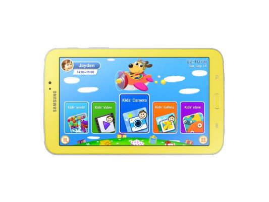 Защитная пленка LuxCase для Samsung Galaxy Tab 3 7.0 Kids (Антибликовая), SM-T2105, 188х111 мм