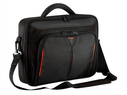 """Сумка для ноутбука Targus CN415EU до 15,6"""" (Чёрный, полиэстр, 40.64 x x 10.16 см 30.80) targus cn415eu 50"""
