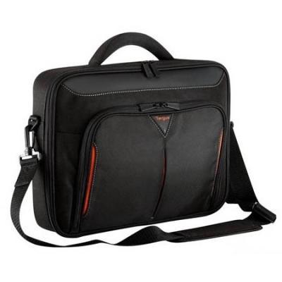 Сумка для ноутбука 18 Targus CN418EU-50/70 полиэстер черный сумка для ноутбука targus classic clamshell cn418eu 70 black полистер до 18