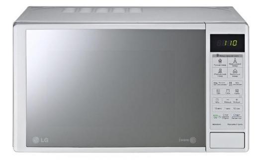 СВЧ LG MB-4043DAR 700 Вт серебристый