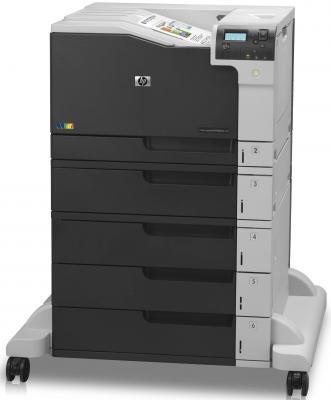 Принтер HP Color LaserJet Enterprise M750xh <D3L10A> A3, 30 стр/мин, дуплекс, 1Гб, HDD 320Гб, USB, LAN (замена CE709A CP5525xh) принтер hp color laserjet enterprise m750xh d3l10a