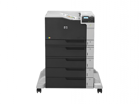 Принтер HP Color LaserJet Enterprise M750xh <D3L10A> A3, 30 стр/мин, дуплекс, 1Гб, HDD 320Гб, USB, LAN (замена CE709A CP5525xh)