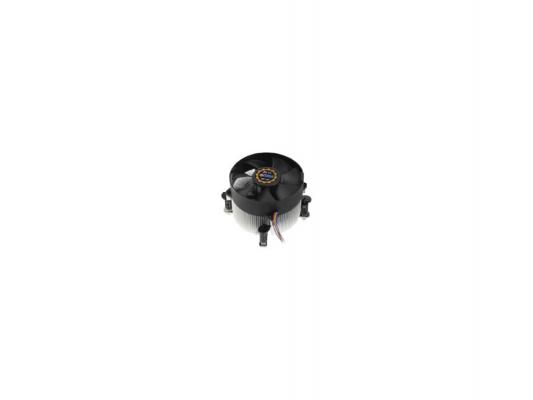 Вентилятор Titan TTC-NA02TZ/RPW1 Soc-1150/1155/1156 4pin 14-33dB Al 105W 427g клипсы Z-AXIS