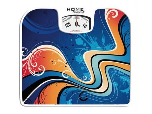 Весы напольные HOME ELEMENT HE-SC900 синий
