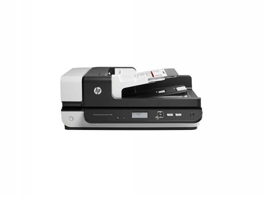 ������ HP ScanJet Enterprise Flow 7500 ����������, �4, ADF 100 ������, 50 ���/���, 600dpi, 24bit, USB (������ L2725A)