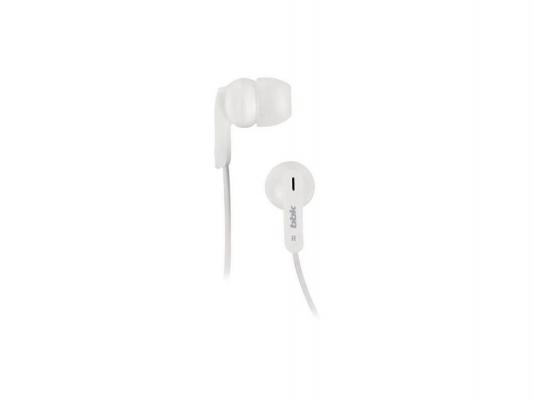 Наушники BBK EP-1120S белый вкладыши