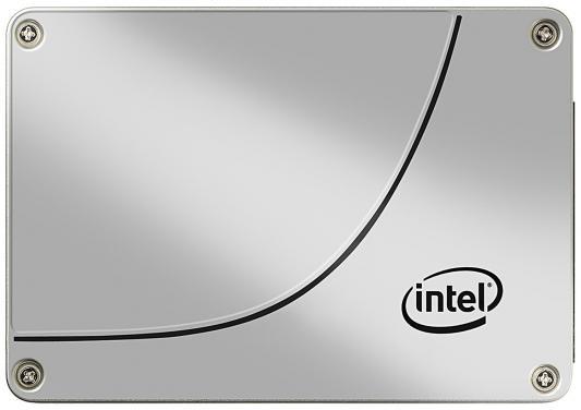"SSD Твердотельный накопитель 2.5"" 800 Gb Intel S3700 Series Read 500Mb/s Write 460Mb/s SATA III SSDSC2BA800G301"