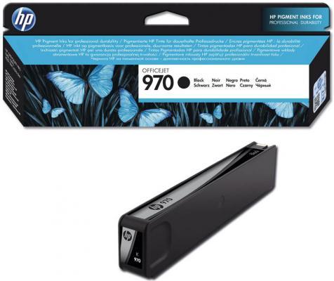 Картридж HP CN621AE №970 для HP Officejet Pro X476dw X576dw X451dw X551dw 3000стр. черный картридж hp 970 officejet cn621ae