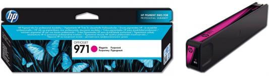 Картридж HP CN623AE №971  2500стр. magenta картридж для принтера nv print для hp cf403x magenta