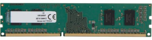 Память DDR3 2Gb (pc-10600) 1333MHz Kingston <Retail> (KVR13N9S6/2)