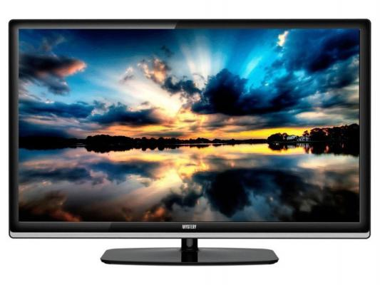 "Телевизор ЖК LED 32"" Mystery MTV-3224LT2 16:9 1366x768 DVB-T/T2 черный"