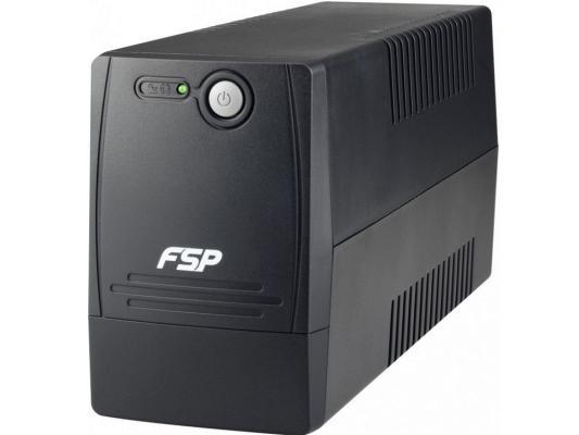 ИБП FSP Viva 600 600VA/360W AVR (2 EURO) набор для объемного 3д рисования feizerg fsp 001 фиолетовый