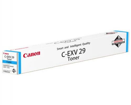 Тонер-картридж Canon C-EXV29C для IRC5030,iRC5035, iRC5045, iRC5051. Голубой. 27 000 страниц. irc5035 cylinder copier parts for canon irc 5030 5035 5045 5051 opc drum irc5030 irc5035 irc5045 irc5051 c5030 c5035 c5045 c5051