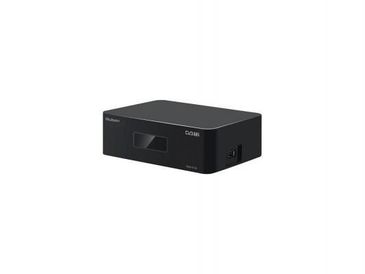 Цифровой телевизионный DVB-T2 ресивер Rolsen RDB-511N Черный