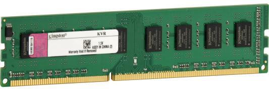 Оперативная память 8Gb PC3-10600 1333MHz DDR3 DIMM Kingston KVR1333D3N9H/8G Retail оперативная память 8gb pc3 15000 2133mhz ddr3 dimm dell 370 abuj