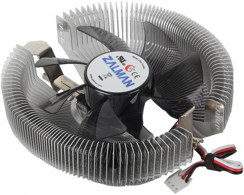 Кулер для процессора для процессора Zalman CNPS7000V-Al Socket S775/S1150/S1151/1155/S1156/AM2/AM2+/AM3/AM3+/FM1/FM2/FM2+ OEM