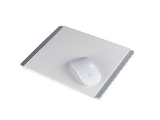 Коврик для компьютерной мышки с вставками из алюмиия Just Mobile