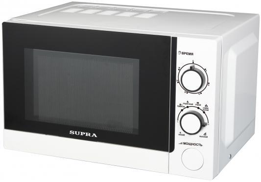 СВЧ Supra MWS-1803MW 18 л белый supra mws 1803mw