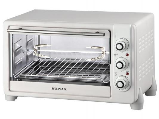 Мини-печь Supra MTS-340 белый