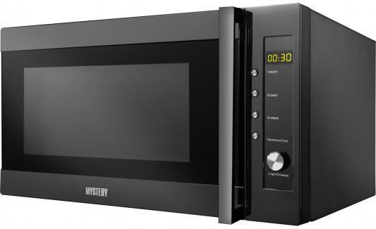Микроволновая печь Mystery MMW-2516GM 25л гриль 900Вт черный
