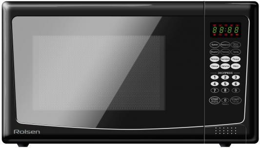 СВЧ Rolsen MG2380SBB 800 Вт чёрный