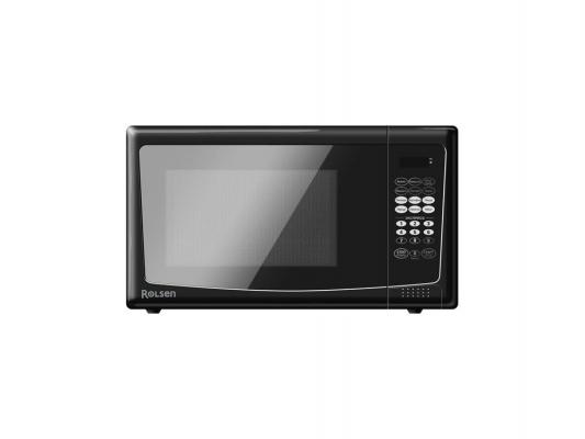 Микроволновая печь Rolsen MG2380SBB 23л гриль 800Вт черный