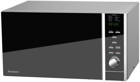 СВЧ Rolsen MG2380TX 900 Вт серебристый