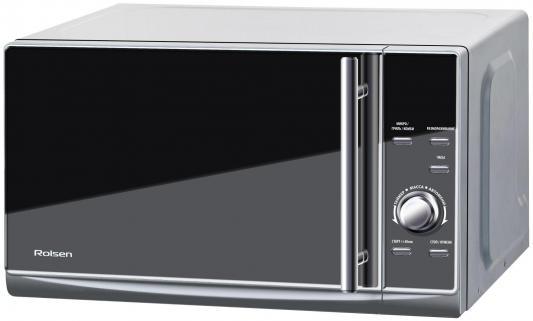 СВЧ Rolsen MS2080TE 800 Вт серебристый
