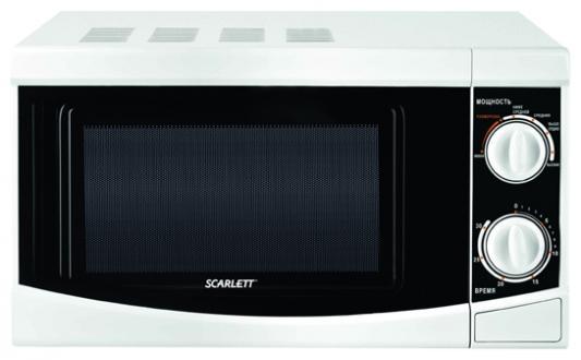 СВЧ Scarlett SC-1705 700 Вт белый