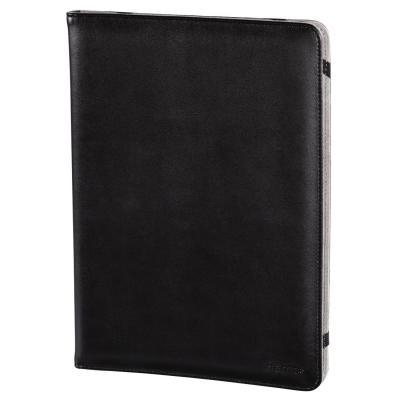 Чехол HAMA универсальный для планшетов 10.1'' Piscine искусственная кожа черный H-108272 чехол для планшета hama piscine голубой для планшетов 10 1 [00173550]