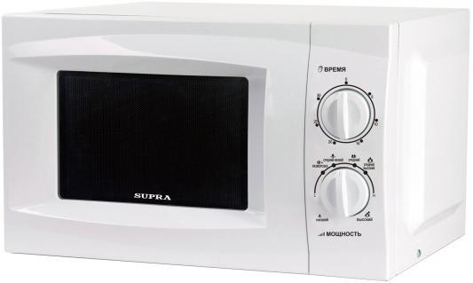 СВЧ Supra MWS-1801MW 18 л белый supra mws 1805 mw