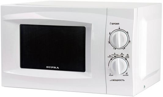 СВЧ Supra MWS-1801MW 18 л белый свч supra mws 1808mw 18 л белый
