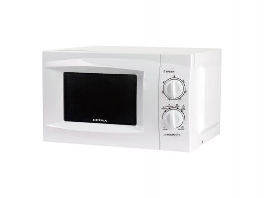 СВЧ Supra MWS-1801MW 18 л белый