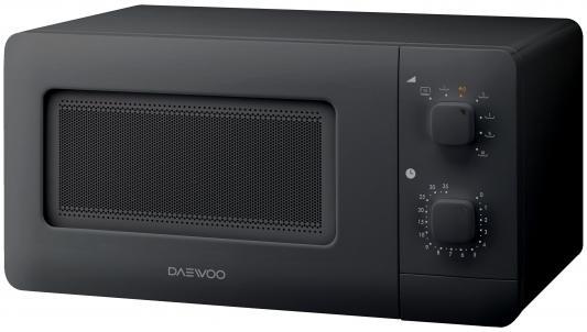 СВЧ DAEWOO KOR-5A07B — чёрный