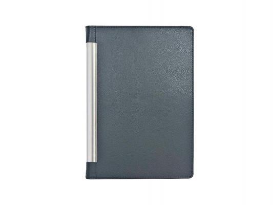 Чехол IT BAGGAGE для планшета LENOVO Yoga Tablet 10 B8000 искус. кожа черный (ITLNY102-1) чехол it baggage для планшета lenovo yoga tablet 2 8 искуственная кожа красный itlny282 3