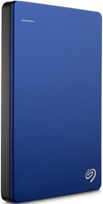 Фото - Внешний жесткий диск 2.5 USB3.0 2 Tb Seagate Backup Plus STDR2000202 синий seagate backup plus core 2tb 20 летие gold edition usb3 0 2 5 дюймовый жесткий диск stdr2000307