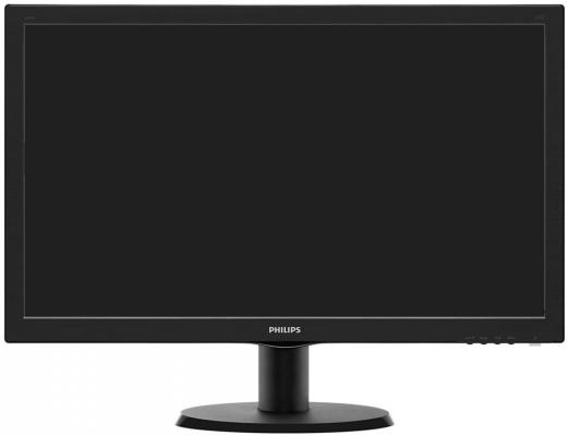 Монитор 24 Philips 243V5LSB/10/62 монитор philips 243v5lsb black