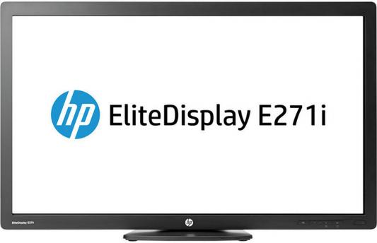 Монитор 27 HP EliteDisplay E271i D7Z72AA монитор hp e271i