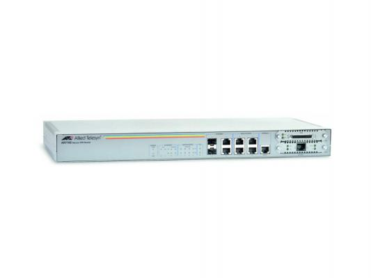 Маршрутизатор Allied Telesis (AT-AR770S-61) Secure VPN ,2xWAN combo ports ,4 x LAN 10/100/1000TX