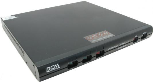 все цены на ИБП Powercom KIN-600AP RM 600VA 1U USB
