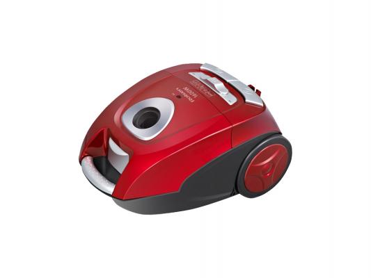 Пылесос Rolsen T-3060TSFR с мешком сухая уборка 1600Вт красный
