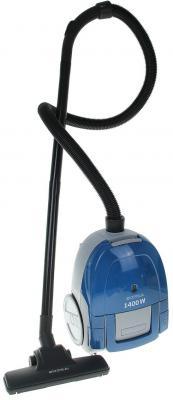 Пылесос SUPRA VCS-1475 с мешком сухая уборка 1400/350Вт синий