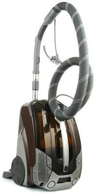 Пылесос Thomas Parkett Master XT без мешка сухая и влажная уборка 1700Вт коричневый