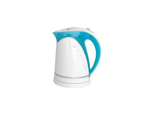 Чайник Mystery MEK-1616 1800Вт 1.7л пластик голубой