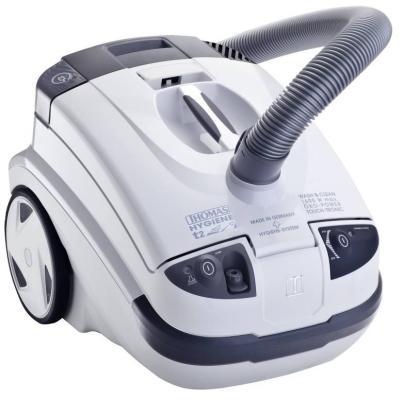 Пылесос Thomas Hygiene T2 с мешком сухая и влажная уборка 1600Вт серый