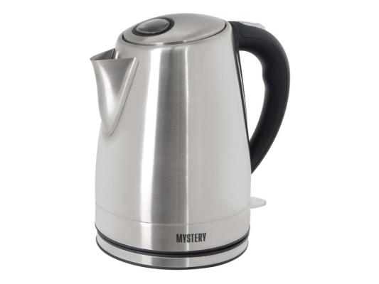 Чайник MYSTERY MEK-1632 1850 Вт 1.7 л металл серебристый