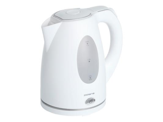 Чайник Polaris PWK1574CL 2000 Вт белый 1.5 л пластик
