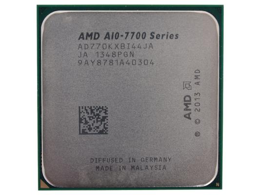 Процессор AMD Athlon II X4 7700K OEM <Socket FM2+> (AD770KXBI44JA) amd athlon 64 x2 5000x brisbane socket am2 2 6ghz 62nm 65w dual core desktop processor