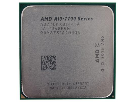 Процессор AMD Athlon II X4 7700K OEM <Socket FM2+> (AD770KXBI44JA)
