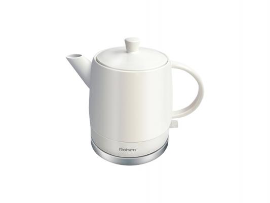 Чайник Rolsen RK-1590C 1800Вт 1.5л керамика белый